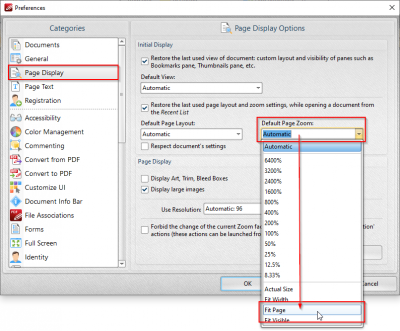 PDF-XChange Editor - Preferences - Page Display - Default Page Zoom.png